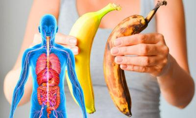 8 Benefits of Eating 2 Black-Spotted Bananas Twice a Day. Good To Know