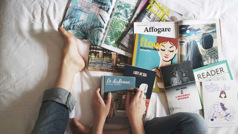 5 Perfect Books to Take Along on Your Travels