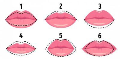 Here's What the Shape Of Your Lips Reveals About You According To Scientists